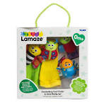 Lamaze Gardenbug & Foot Finder Set