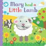 Mary Had a Little Lamb Board Book With Finger Puppet