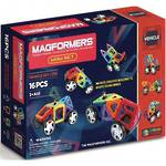 Magformers Vehicle Wow 16 Piece Set