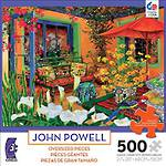 Orange Curtain - John Powell