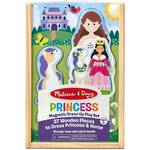 Melissa & Doug Magnetic Dress Up Princess
