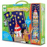 The Learning Journey Long & Tall Puzzle Rocketship
