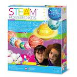 Steam Powered Girls - Solar System String Lights