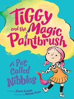 Tiggy & the Magic Paintbrush Pet Nibble