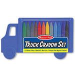 Crayon Set Truck