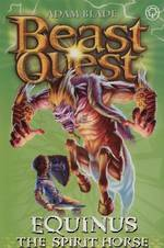 Beast Quest Series 4 - Hquinus The Spirit Horse
