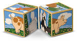Melissa & Doug Sound Blocks Farm