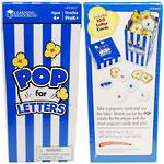 Pop For Words - Letters