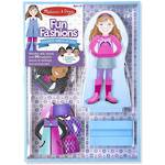 Melissa & Doug Magnetic Dress-Up - Fun Fashions