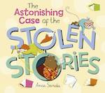 Astonishing Case of the Stolen Stories