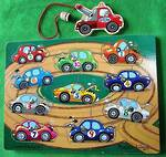 Melissa & Doug Tow Truck Puzzle Magnetic