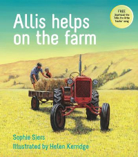 Allis helps on the Farm-461