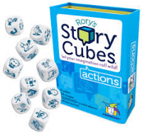 Rory Story Cubes - Actions-811