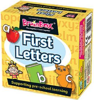 Brainbox - My First Letters