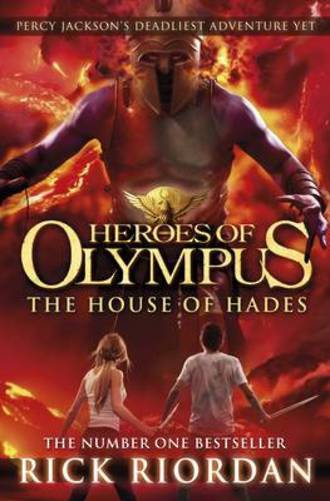 Heroes of Olympus The House of Hades