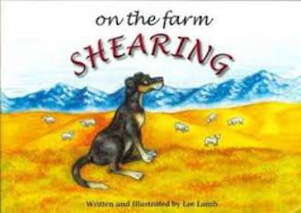 On the Farm Shearing