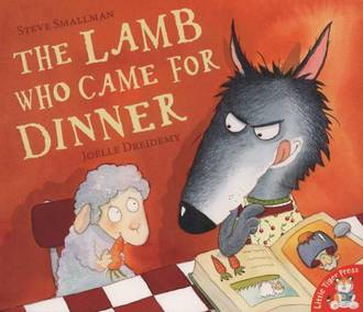 The Lamb Who Came For Dinner