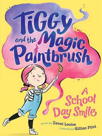 Tiggy & the Magic Paintbrush School Day