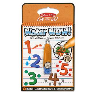 Water Wow - Numbers
