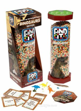 Find it - Dinosaur