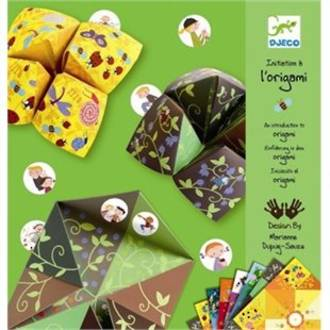 Djeco An Introduction to Origami Craft Set
