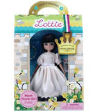 Lottli doll Royal Flower girl
