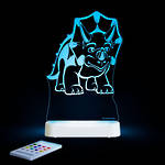 Aloka Night Light - Dinosaur