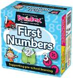 Brainbox - First Numbers