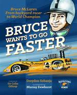 Bruce wants to faster