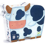 Djeco The Cow on the Farm Puzzle