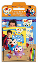 Giggle and Hoot Activity Pack