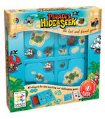 Smart Games - Hide & Seek Pirates