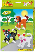 Hama Beads Cats & Dogs Boxed Set