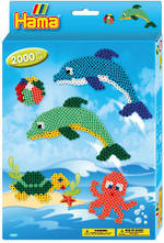 Hama Beads Dolphin Boxed Set